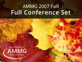 AMMG 2007 Fall Full Conference Set