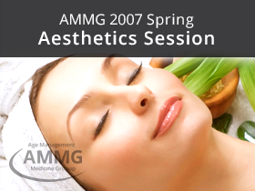 AMMG 2007 Spring Aesthetics Session