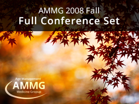 AMMG 2008 Fall Full Conference Set