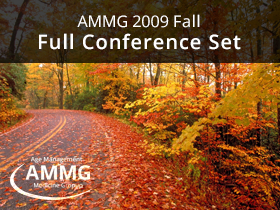 AMMG 2009 Fall Full Conference Set