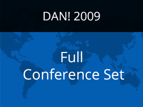 DAN! 2009 Full Conference Set