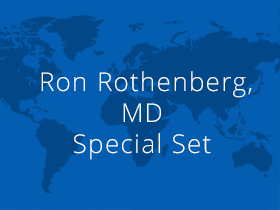 Ron Rothenberg, MD Special Set