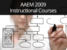 AAEM 2009 Instructional Courses