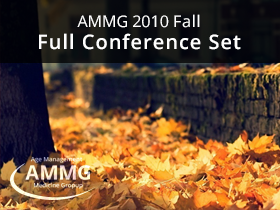 AMMG 2010 Fall Full Conference Set