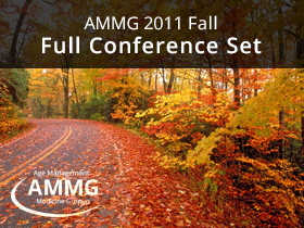 AMMG 2011 Fall Full Conference Set