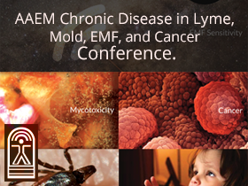 AAEM Chronic Disease in Lyme, Mold, EMF, and Cancer Conference