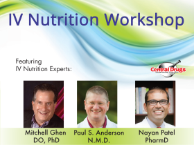 Central Drugs IV Nutrition Workshop